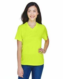 Team 365 Womens Dri-Fit Performance Gym Workout UV Protection T-Shirt M-TT11W