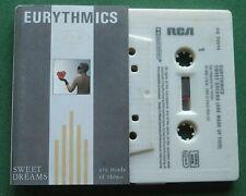 Eurythmics Sweet Dreams inc Love Is A Stranger + Cassette Tape - TESTED