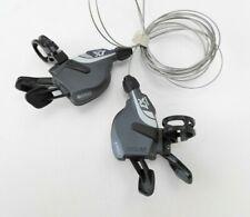 Sram X7 2 x 10 speed flat bar MTB shifters NEW