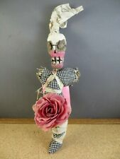 1988 Marie Laveau's House of Voodoo Doll For Attraction Figurine Folk Art w/ Tag