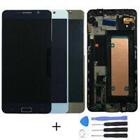 Écran LCD Vitre Assemblé Tactile Châssis Pour Samsung Galaxy Note 5 N920F Outils
