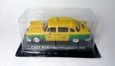 Taxi Checker San Francisco 1980 - Altaya 1:43