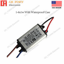 Constant Current LED Driver 5W DC 3-20V 0.3A Lamp Waterproof Power Supply