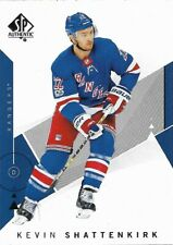 New York Rangers - 2018-19 SP Authentic - Complete Base Set Team (4)