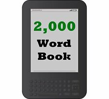 Amazon Kindle Book Writing Service - 2000 Words Minimum - Fiction Short Story