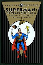Superman The World's Finest Comics Archives Volume 2 (2009) DC Archive Editions