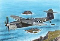 Special Hobby 72343 Fairey Barracuda Mk. II Pacific Fleet 1/72 Modellbauflugzeug