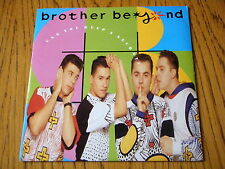 """BROTHER BEYOND - CAN YOU KEEP A SECRET  7"""" VINYL PS"""