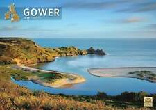 Images of Gower A4 Calendar 2019 Travel & Transport Month To View New