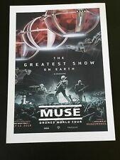 Muse A4 Print