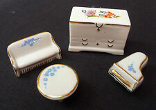 Vintage Dolls' Miniature Chest of Drawers