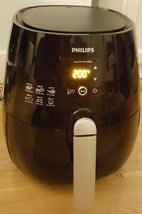 Boxed PHILIPS ? HD9230/20 Digital Viva Airfryer (Air Fryer) No Reserve