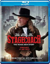 Stagecoach: The Texas Jack Story [New Blu-ray] Widescreen