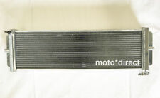 Universal Alloy Aluminum Radiator 625mm x 200mm x 60mm Inlet / outlet 19mm New