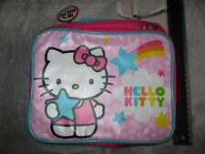 Thermos Lunch Bag For Kids Hello Kitty Soft Insulated Kids 100% PVC Free