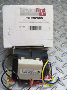NEW BASLER / SERVICE FIRST TRR02606 TRANSFORMER PRI: 460/575V SEC: 24V
