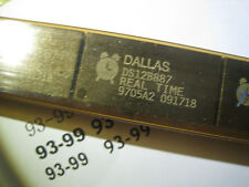 DS12B887 DIL Package Real Time Clock X 1, Dallas NEW
