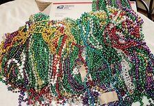 18 Dozen New Orleans Mardi Gras Beads Instant Party (02)