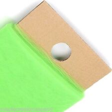 CITRUS GREEN Tulle Bolt 54 in x 40 yd Weddings and Prom (120 feet of fabric)