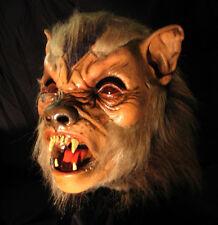 Werewolf Alpha Wolf Adult Latex Halloween Mask