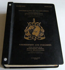 Scienza Tecnica Catalogo Falsificazione - Contrefacons et Falsifications - 1960