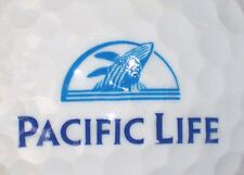 (1) PACIFIC LIFE INSURANCE LOGO GOLF BALL