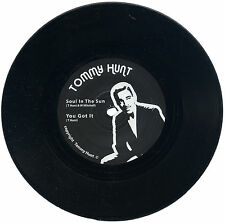 """TOMMY HUNT  """"SOUL IN THE SUN""""     SUPERB DOUBLE SIDER"""