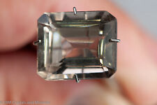 14.8 CT FACETED SMOKEY QUARTZ GEMSTONE M93