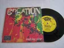 SP 2 TITRES VINYL 45 T , THE CREATION , MAKING TIME . EDSEL 5006 . ANGLETERRE .