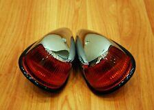 VW Beetle Bug Turn Signal Light Assembly Amber Lens Visor  Left Right