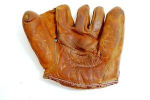 "Vintage 1950's JC HIGGINS Nellie Fox Baseball Glove Model 1759 Youth 9"""
