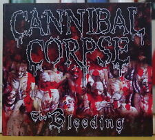 CANNIBAL CORPSE THE BLEEDING ENHANCED COVER DEATH METAL METAL BLADE RECORDS 2006