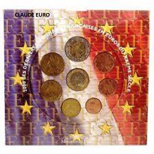 COFFRET BU FRANCE 2000