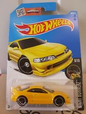 Hot wheels 2016 - Honda Integra [Acura Integra DC2R] *12 CARS POSTED FOR $10*