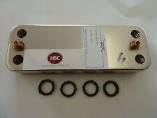 Heatline Capriz 25 System 12 PIASTRA ACS scambiatore di calore d001060234 NUOVO GRATIS