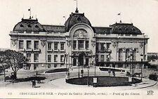 France - Trouville-Sur-Mer, Facade du Casino - 1910's Postcard