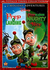 Disney Christmas Comedy Prep & Landing: Naughty vs. Nice New Holiday Classic DVD