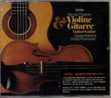 Gyorgy Terebesi/Sonja Prunnbauer-Paganini: Works For Violin And Guitar 2CD New