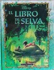 El Libro de la Selva. Disney. Libro Infantil