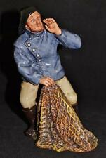 "Royal Doulton Porcelain - Hn2257 - 7 1/2"" Tall Sea Harvest Figurine"
