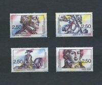 FRANCE - 1991 YT 2700 à 2703 - TIMBRES NEUFS** MNH LUXE
