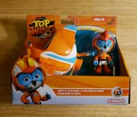 PLAYSKOOL nickjr. Top Wing Swift figure and vehicle. NEW Free shipping