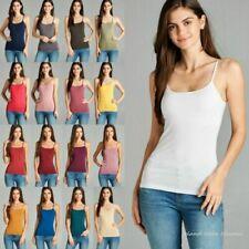 48d320532 Camisas y tops de mujer Camiseta corta sin mangas