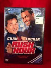 RUSH HOUR (1998, Dvd, Jackie Chan, Chris Tucker) BRAND NEW, SEALED.