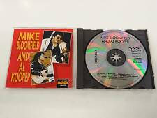 MIKE BLOOMFIELD AND AL KOOPER IL GRANDE ROCK CD 1992