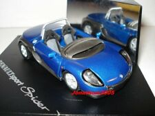 Used-speed renault sport spider in blue 1/43 °