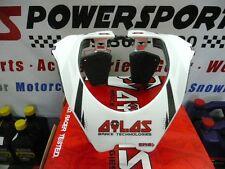 ATLAS ORIGINAL NECK SUPPORT BRACE MOTOCROSS ATV OFFROAD ADULT MEDIUM WHITE -SALE