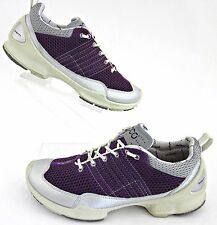 ECCO Biom Train 1.2 Womens Shoes Purple Glow Silver EU 38 / US 7-7.5