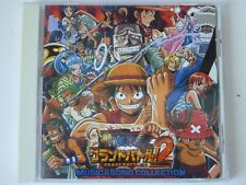 ONE PIECE Grand Battle 2 Music Song Collection Soundtrack OST CD Anime 35T OBI