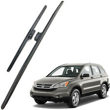 Genuine OEM Set Front Windshield Wiper Blade For 2007-2011 Honda CRV Full Series
